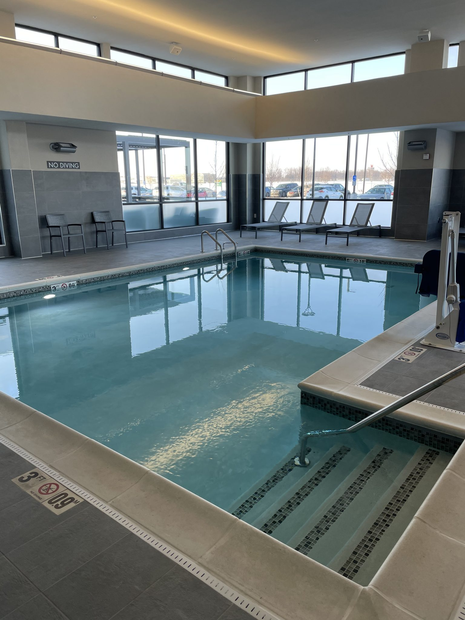 hotels with Indoor pools in Columbus Ohio