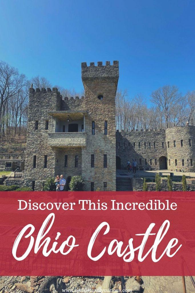 Ohio Castle Pin