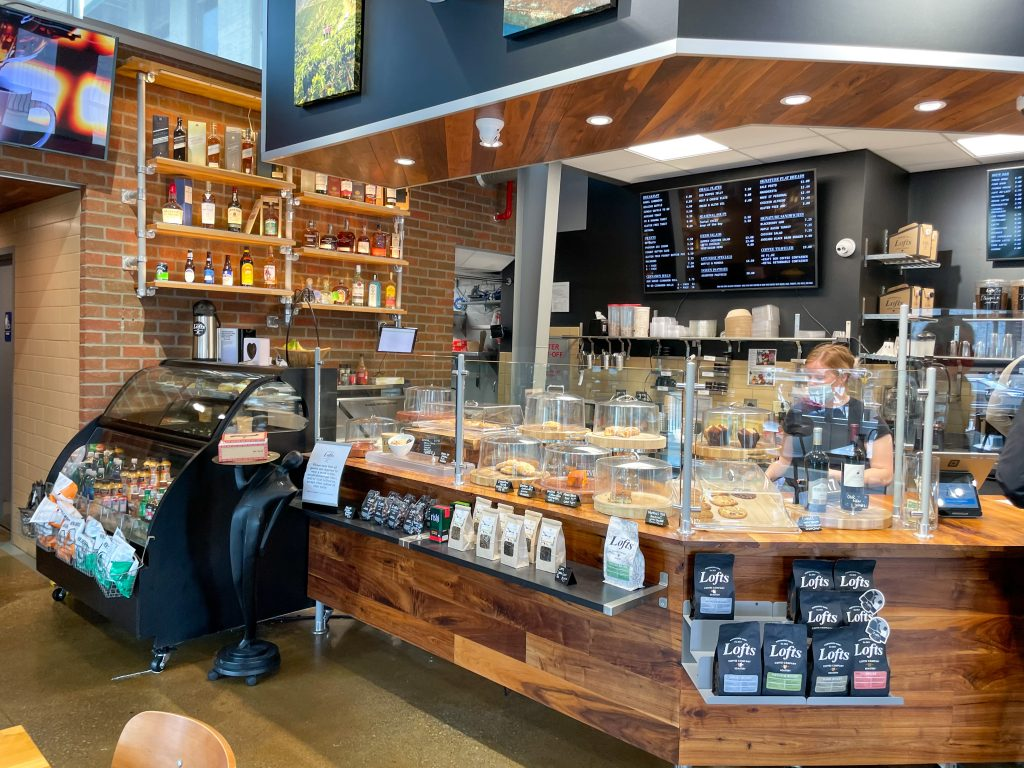 Lofts Coffee: Where to eat in Portsmouth Ohio