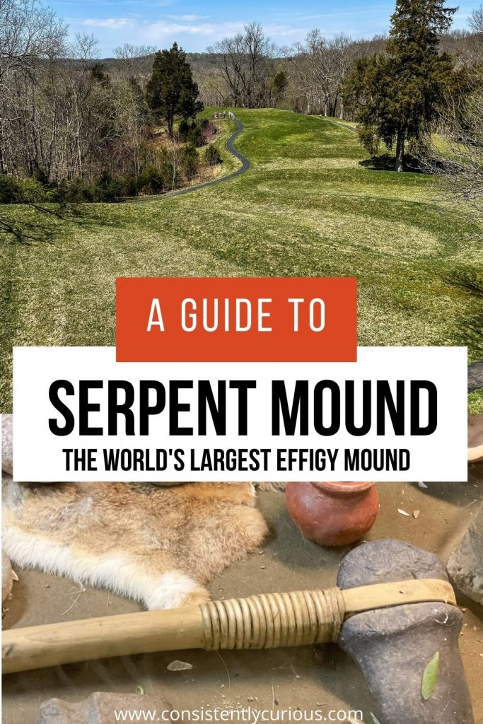 Guide to the Great Serpent Mound in Ohio