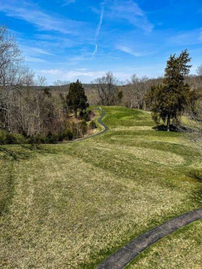 Serpent Mound In Ohio