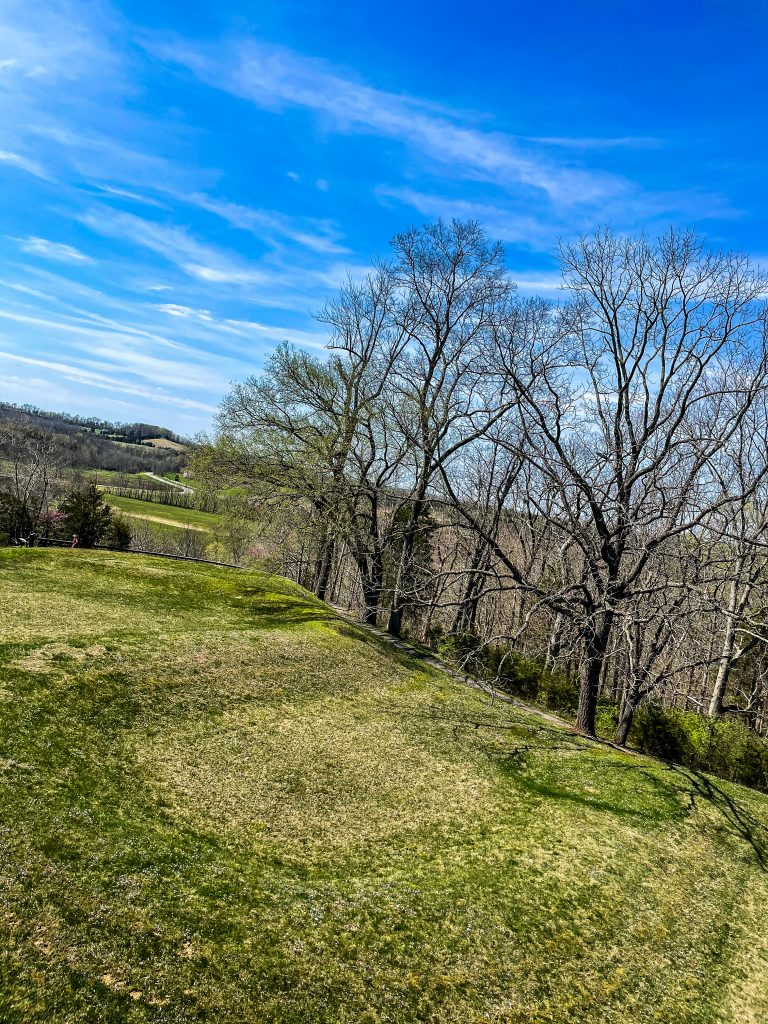 Great Serpent Mound Ohio