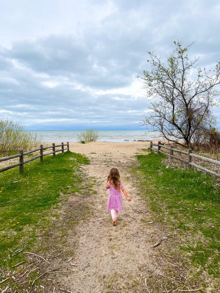 Great Lakes Bay Region Michigan : Bay City State Park