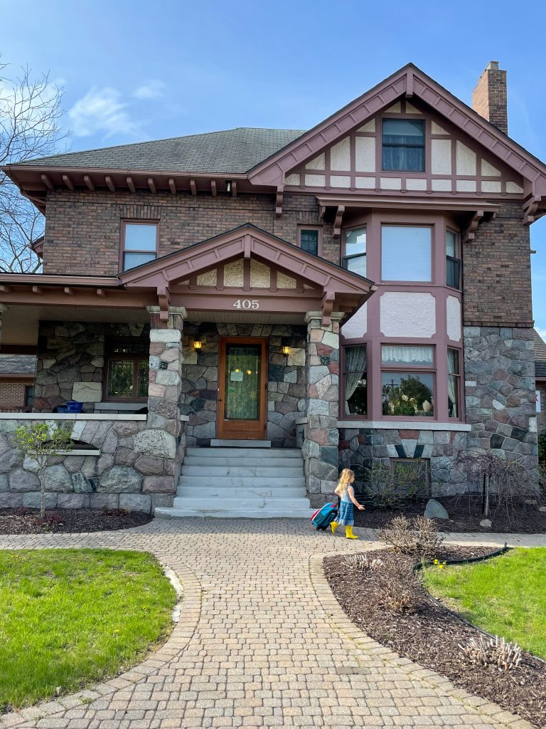 Great Lakes Bay Region Michigan - Stone House Inn
