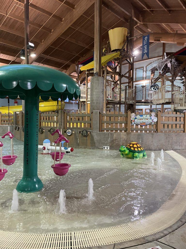 Zehnders Splash Village Indoor Waterpark