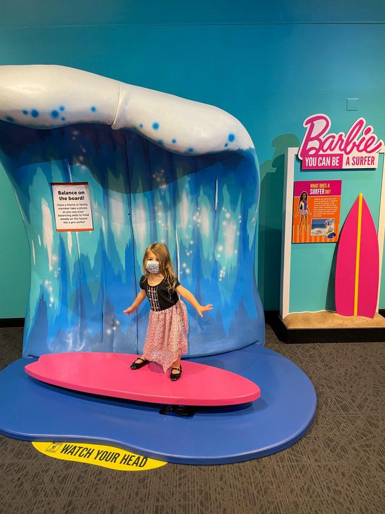 Barbie Exhibit at the Indianapolis Children's Museum