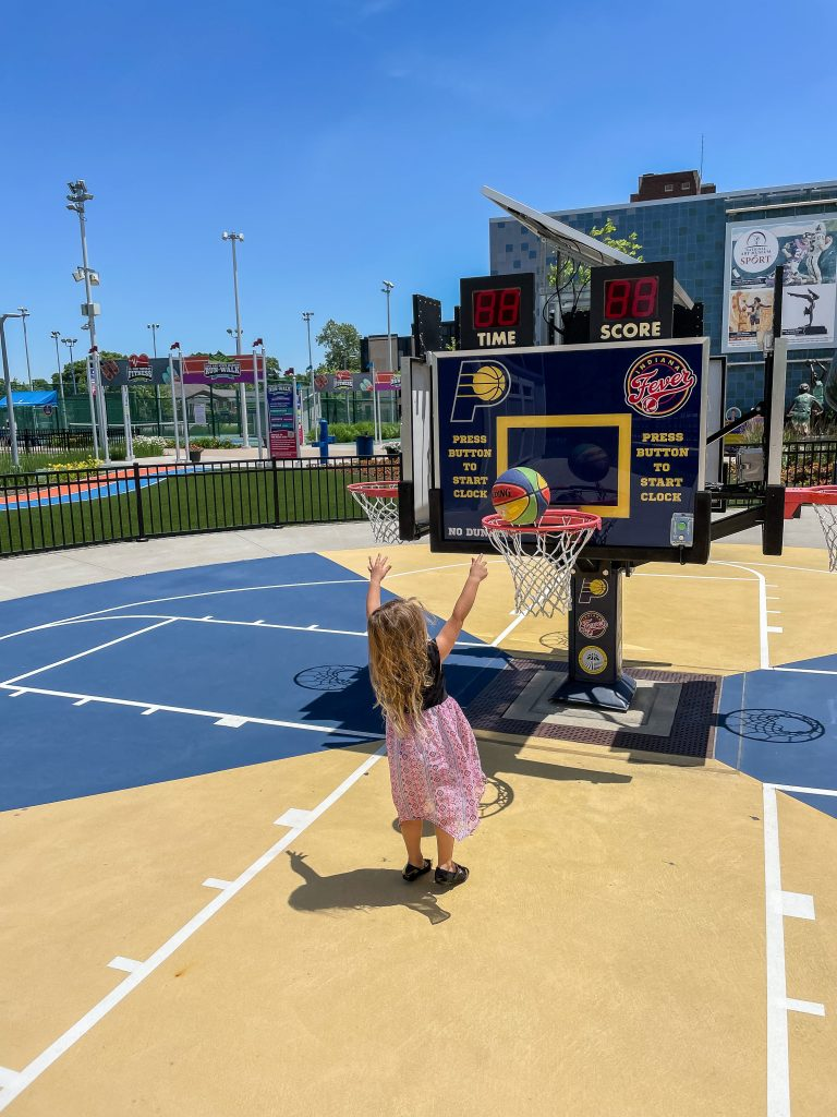 Things to do in Indianapolis with kids: Outdoor Sports Experience at the Children's Museum