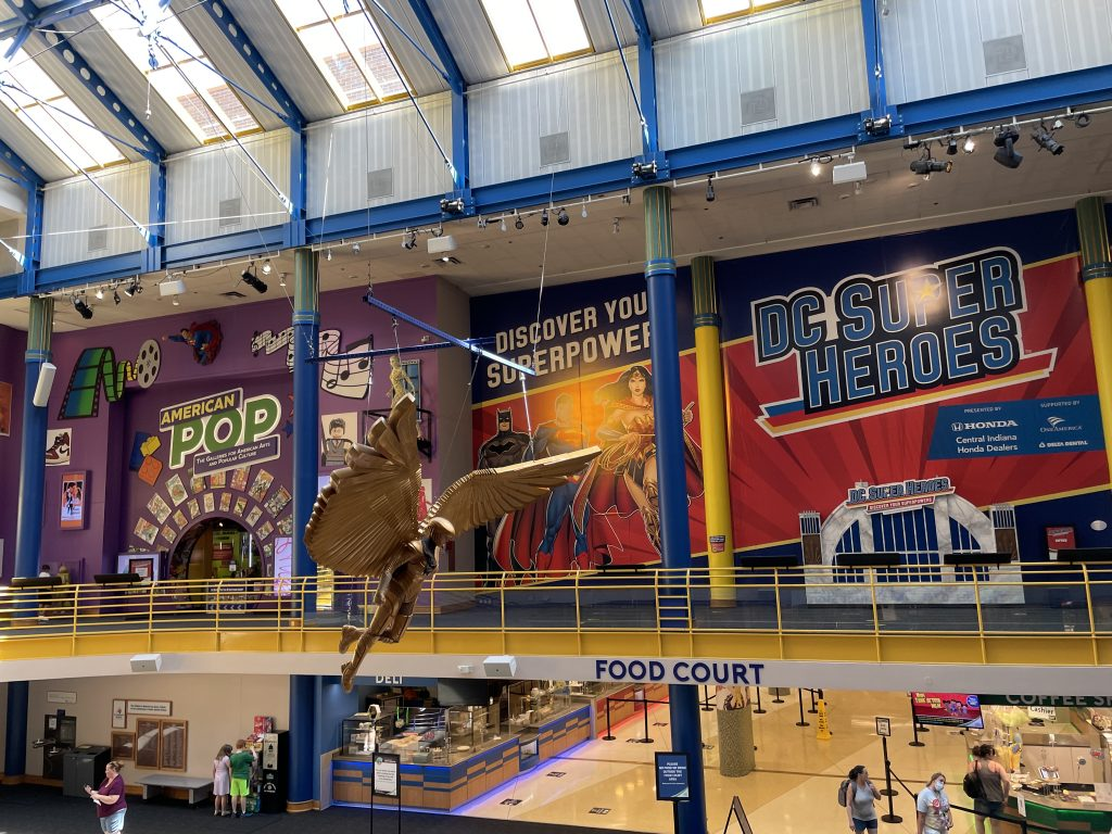 Children's Museum of Indianapolis weekend getaway itinerary