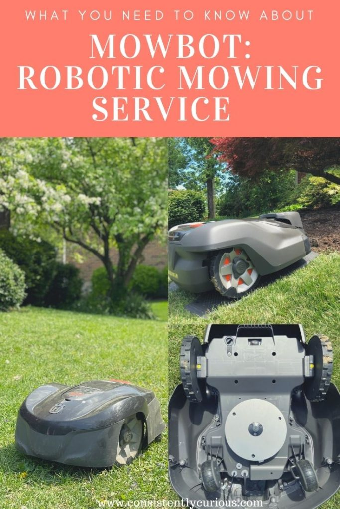 Mowbot: Robotic Mowing Services