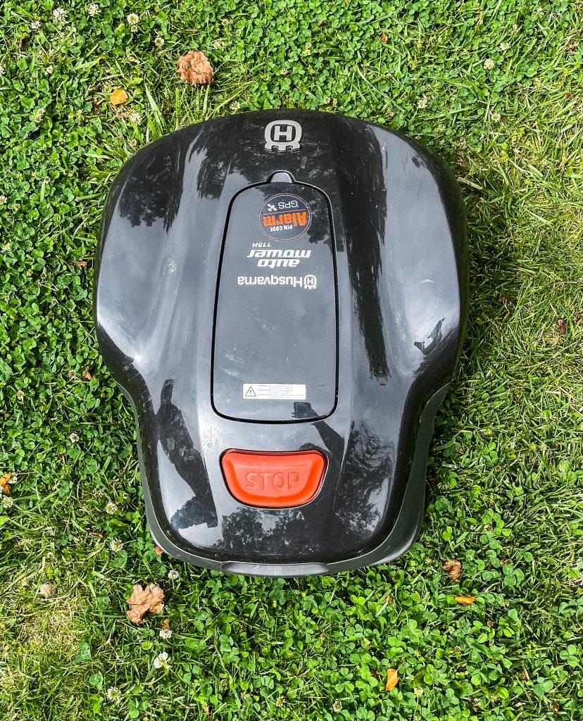 Mowbot: Robotic Lawn Mowing