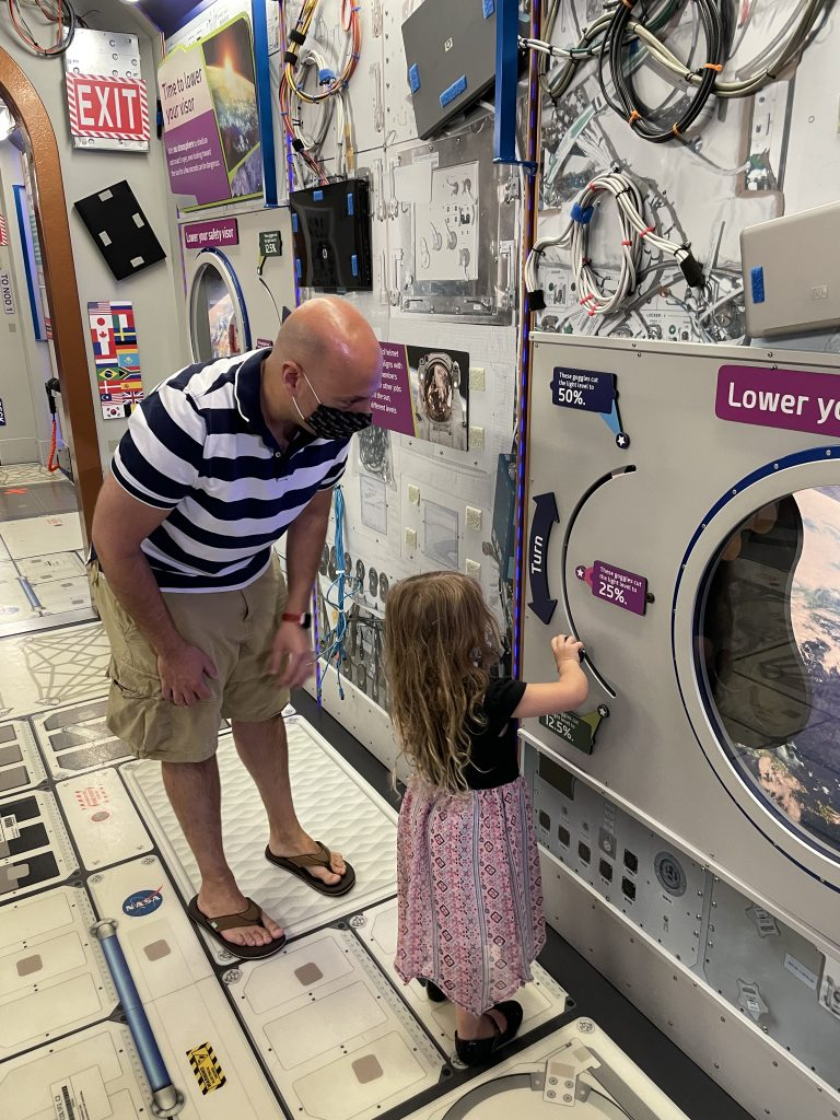 Beyond Spaceship Earth: Indy Children's Museum