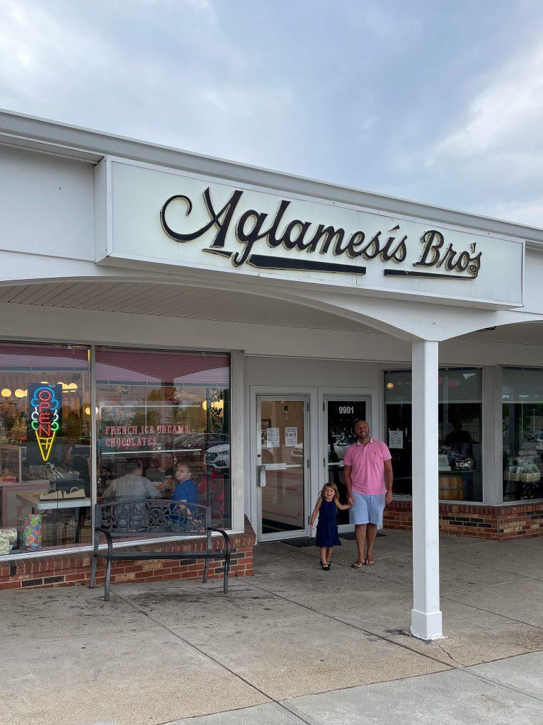 Aglamesis Bros on Ohio Ice Cream Trail