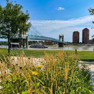 Cincinnati Riverfront Parks
