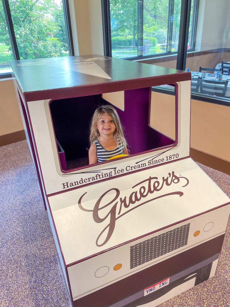 Graeter's Play Area in Cincinnati, Ohio