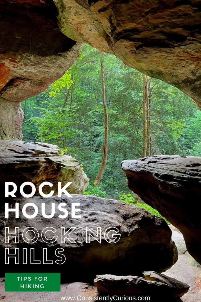 The Rock House In Hocking Hills Ohio