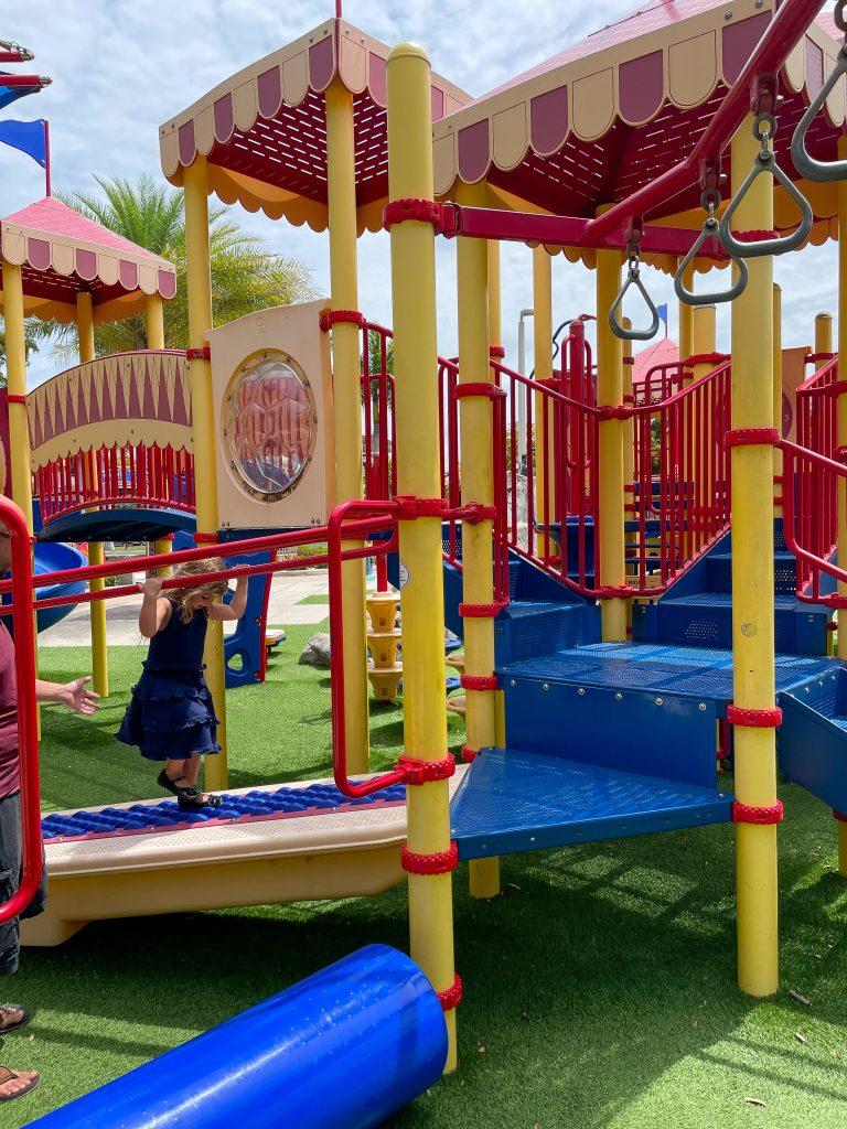 Circus Playground at Payne Park