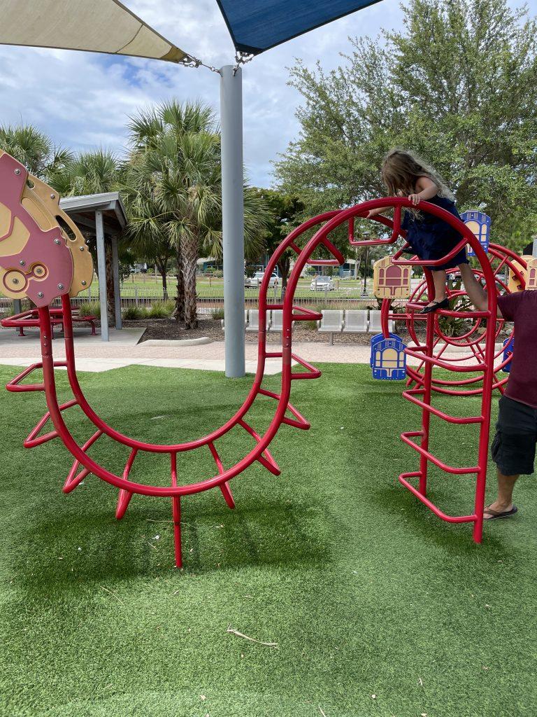 Payne Park In Sarasota