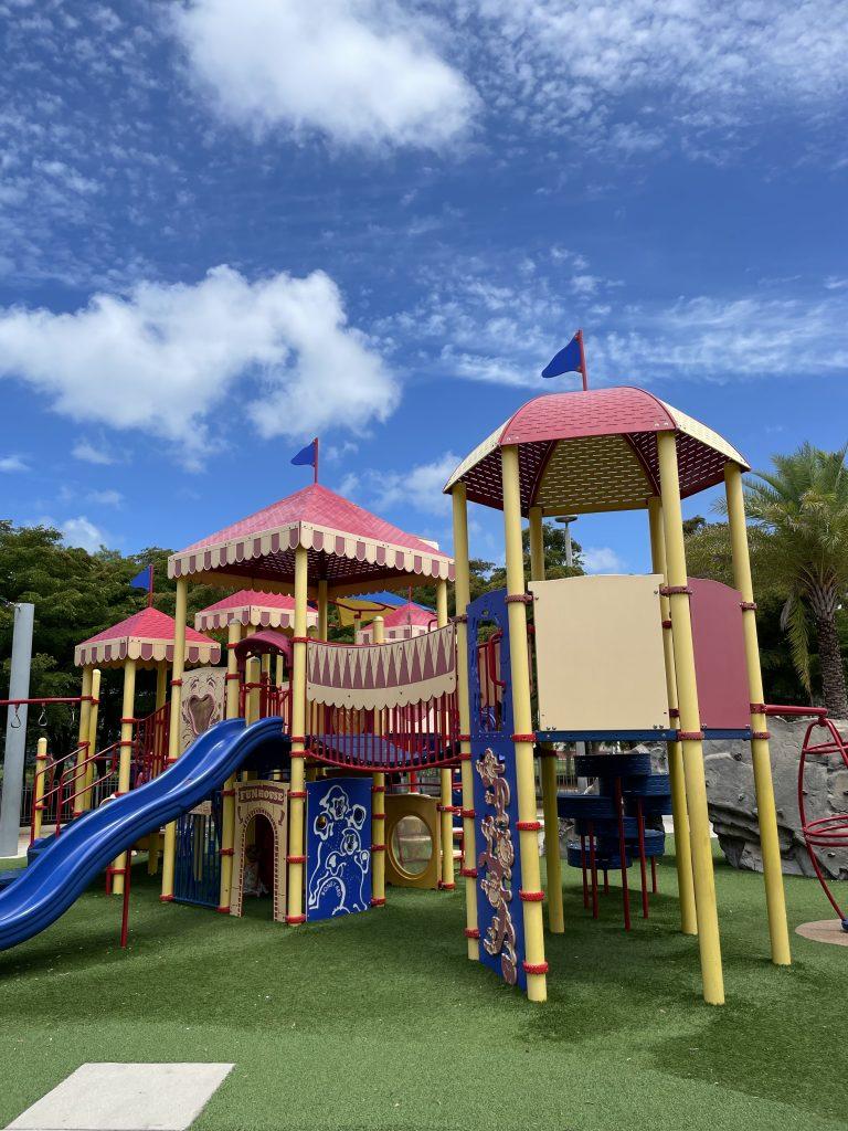 Circus playground in sarasota florida