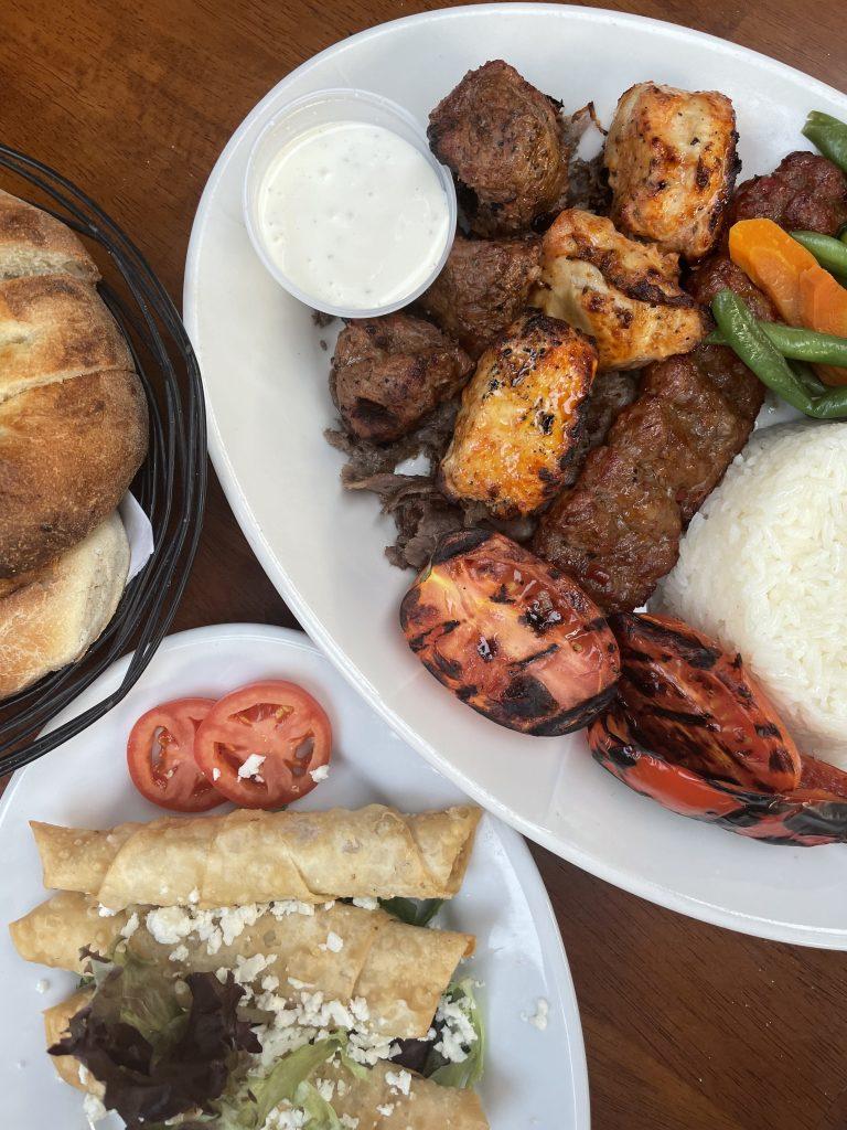Cafe Istanbul: Mixed Kebab