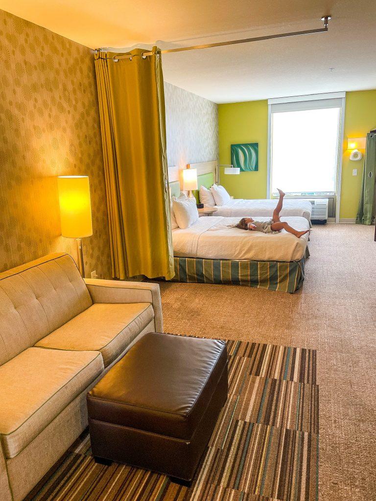 Home 2 Suites In Dublin Ohio