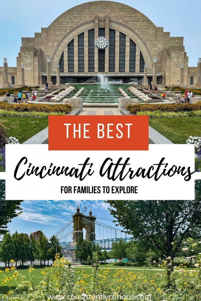The best cincinnati attractions for families